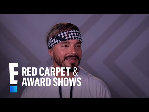 J Balvin Talks Connection to Distant Relatives | E! Live from the Red Carpet