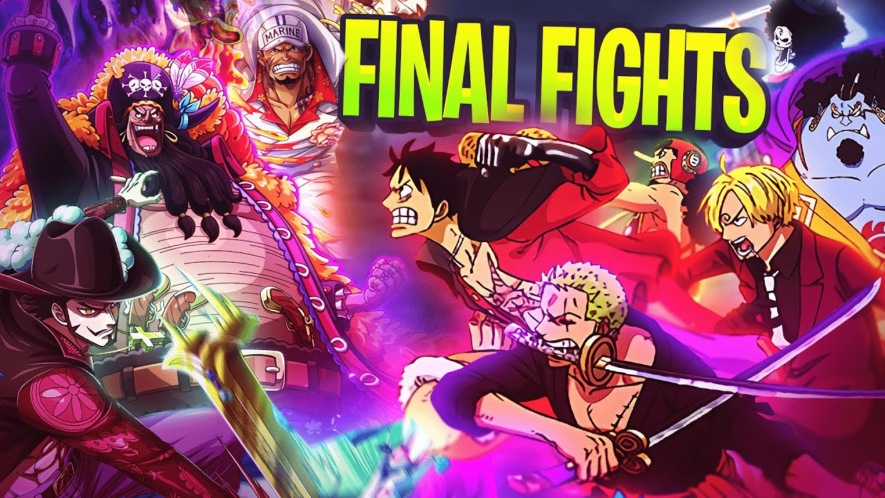 Download I Tried To Predict The Straw Hat Pirates Final Fights - One Piece Theory