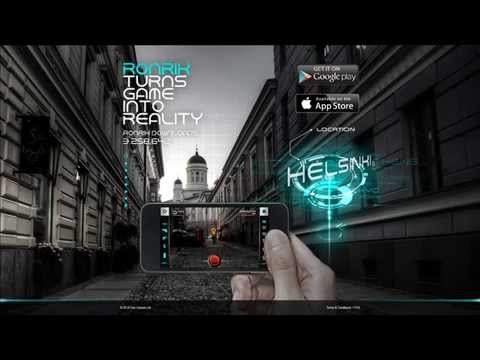 Augmented Reality Apps Games, Social Gaming Multiplayer Games