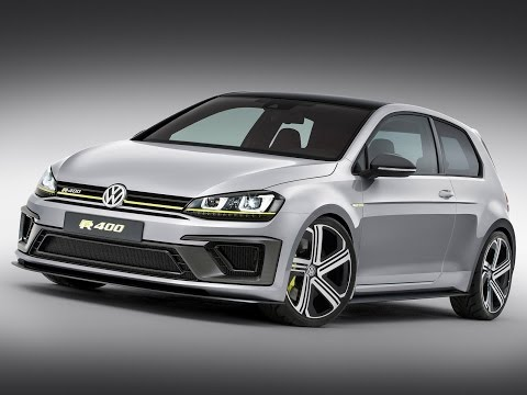Volkswagen Golf R400 will be produced and launched in 2016