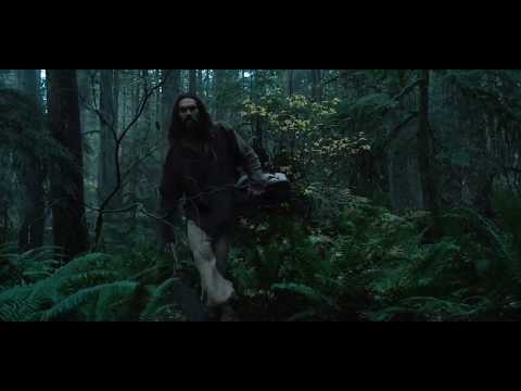 Jason Momoa (Baba Voss) fights a bear | See 1x03
