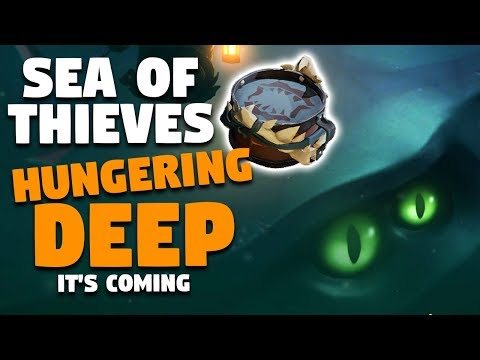 Sea of Thieves Hungering Deep: Items, Features & Cosmetics Announced (+My Opinion)