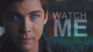 Percy Jackson || Watch Me