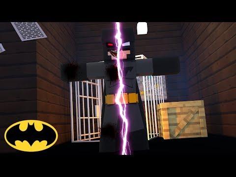 Minecraft .EXE - HOW TO ESCAPE BATMAN'S EVIL BAT CAVE