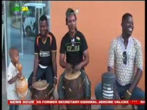 Download Ghana Puts Up Impressive Performance At Carnival Calabar