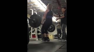 Becky Free: 255 Deadlift PR