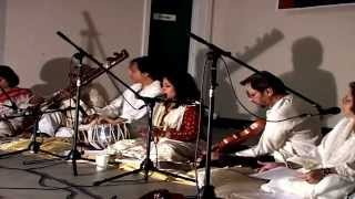 Chandra Chakraborty: Raag Madhubanti in Lyrics of Solitude by Saudha