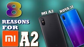 Buy Xiaomi Mi A2, Not Huawei Nova 3i🔥