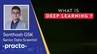 Deep Learning Simplified   What is Deep Learning   Deep Learning Definition   ACADGILD