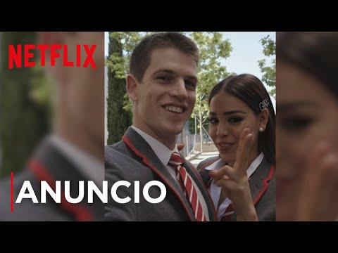 Élite: Temporada 2   Anuncio del mes   Netflix