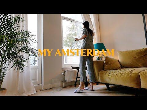 (ENG) 3 DAYS IN AMSTERDAM 나의 암스테르담 (a Mini trip vlog)