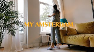 (ENG) 3 DAYS IN AMSTERDAM 나의 암스테르담 (a Mini trip vlog)