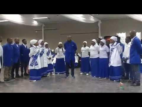 Mpheni uaac choir