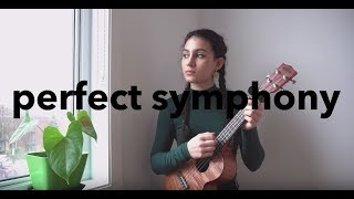 Perfect Symphony - Ed Sheeran, Andrea Bocelli (Ukulele Cover)