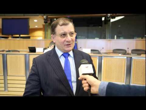 Gilles-Éric Séralini - Etude sur les OGMS & TTIP
