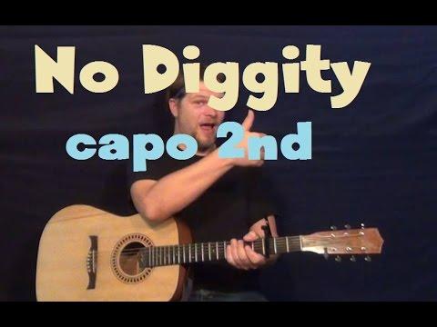 No diggity guitar