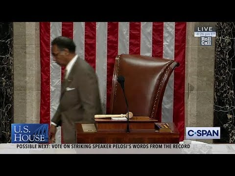 watch:-house-floors-erupts-into-chaos-after-pelosi's-remarks