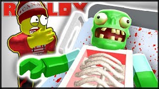 NEMOCNICE PLNÁ ZOMBIES!!! | Roblox: Escape The Zombie Hospital Obby!