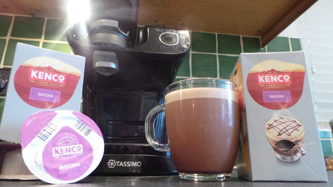 How To Use Your New Bosch Tassimo And Get It Ready For The Best Mocha Coffee In The World