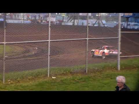 Stock Car Bmain 1 @ Boone Speedway 05/05/18