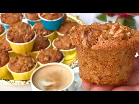 recette-muffins-bananes-et-noix-:-un-dÉlice