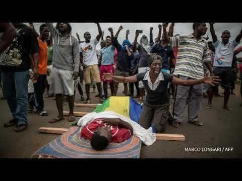 Message à Malika Bongo et à tout les enfants de Ali Bongo  #Gobame