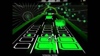 Audiosurf / The Rolling Stones - Paint It Black [Ninja Mono Version]