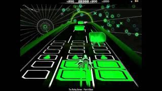 Audiosurf / The Rolling Stones - Paint It Black [Ninja Mono Version]