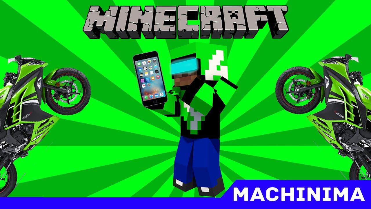 If Gojek was Added to Minecraft - Machinima - YouTube