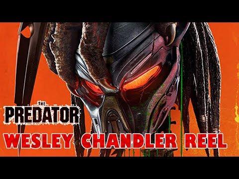 Predator 2018 Wesley Chandler Animation Reel