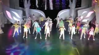 �������� ���� Танец ПОЧУВСТВУЙ НАШ РИТМ. Группа Колибри ������