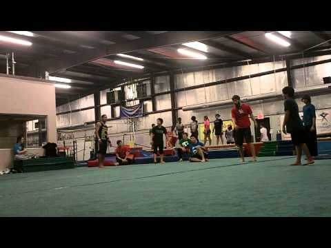 Open Gym Session at All-Star Gymnastics 1 of 2