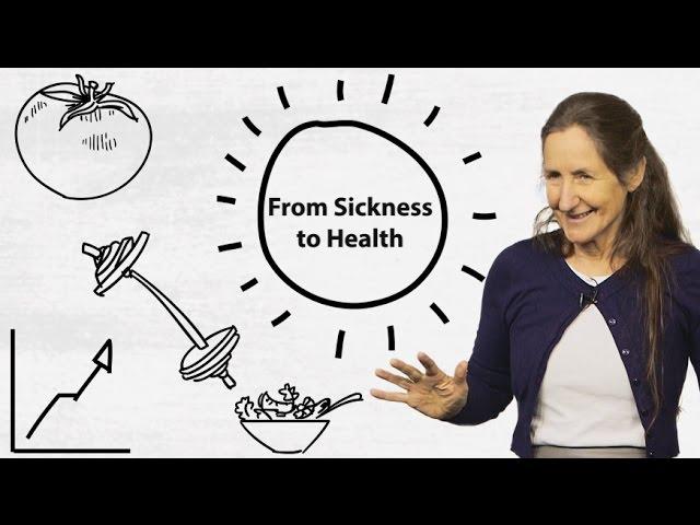 3013 - Decoding Diabetes / From Sickness to Health - Barbara O'Neill