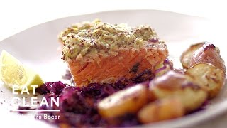 One-pot Roasted Mustard Salmon - Eat Clean With Shira Bocar