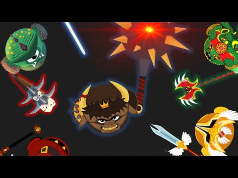 MAX LEVEL EVOLUTION !   Unlocked 23/23   EXP X2   EVOWARS.IO   Giants War   The JB💎