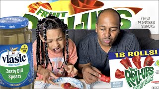 TRYING VIRAL TIC TOK SNACKS *GONE WRONG!!*