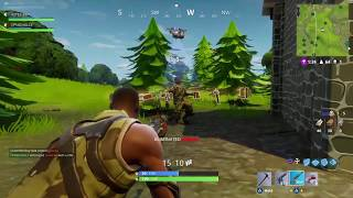 Fortnite: Battle Royale (My Secret Tactic)