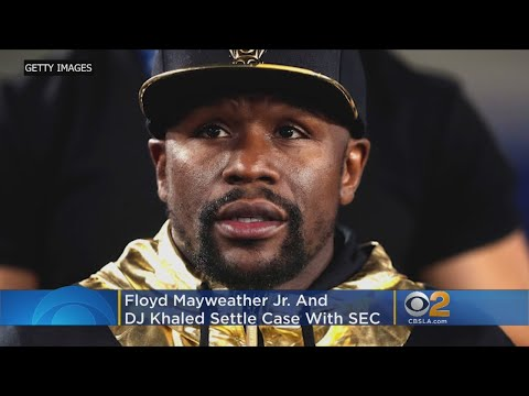 Floyd Mayweather, DJ Khaled Settle With SEC In Cryptocurrency Probe Mp3