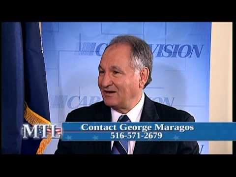 Nassau County Comptroller George Maragos on Meet The Leaders, Febraury, 2013