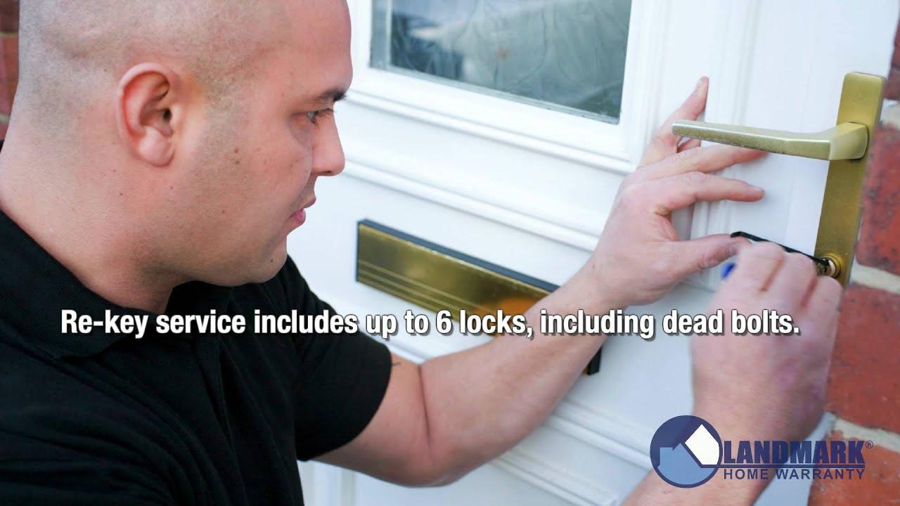 Wel e to Landmark Home Warranty