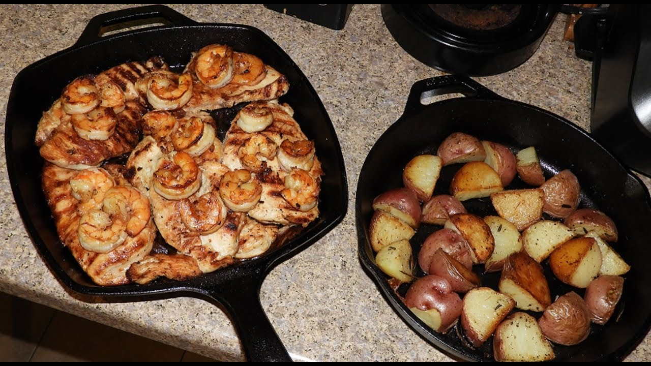 How To Make Applebee S Bourbon Street Chicken Shrimp Copy Cat Youtube