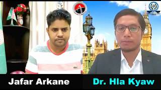 09 June 2020 An Interview with Dr.Hla Kyaw on Conference THE ICJ & THE DIRECTION OF ROHINGYA PLI