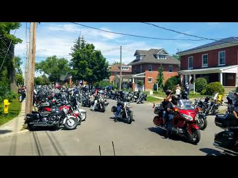 Port Dover Friday 13th July 2018