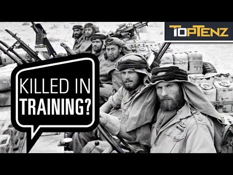 AMAZING Facts About UK SPECIAL FORCES