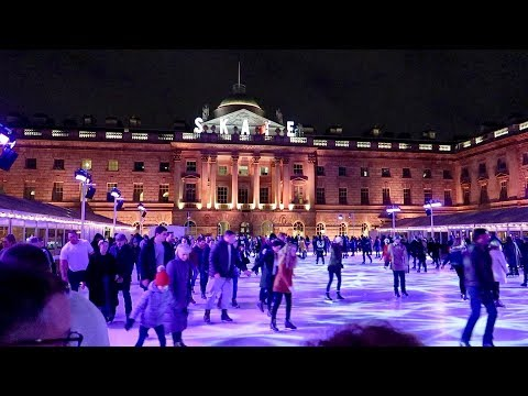 Top Places To Go Ice Skating In London