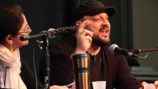 Christian Picciolini discusses his violent past at the Flywheel Collective