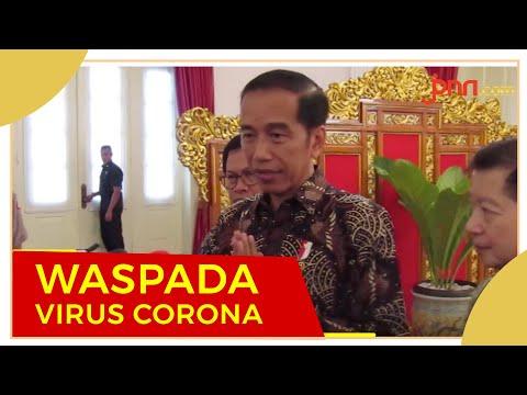 Virus Corona Diduga Sudah Masuk Indonesia, Jokowi: Waspada