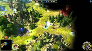 Might and Magic Heroes 6 Gameplay [HD 1080p]