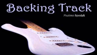 ROCK & ROLL SHUFFLE BACKING TRACK IN C