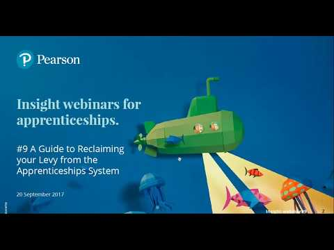 Pearson Insight webinar #9 - a Guide to reclaiming your levy from the DAS